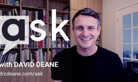Ask with David Deane – Do you seriously believe people can walk on water?